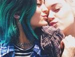 "A SNEAK peek at the best celebrity pix on social media - get your fix as it happens! Kardashins's star Kylie Jenner looks like she's missing her best friend. ""miss u bby stas."" Picture: Instagram"