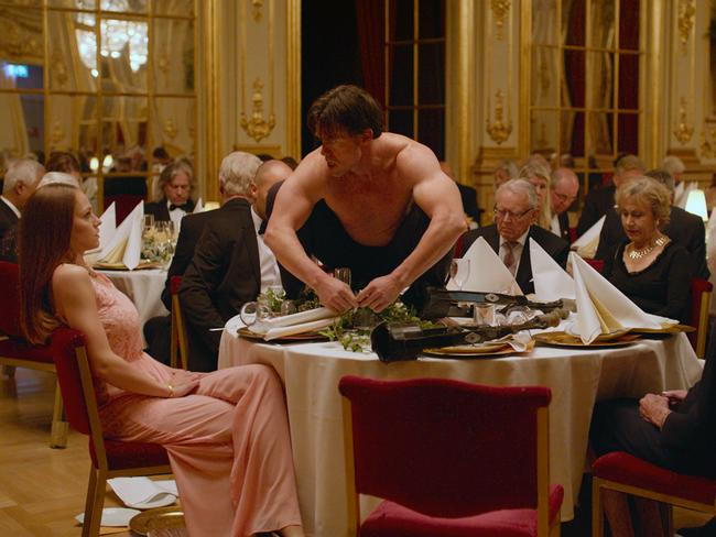 Swedish film The Square has been nominated for best foreign picture. Picture: Magnolia Pictures via AP