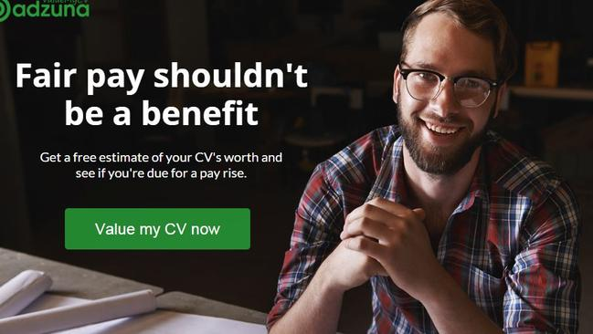 Online Tool Valuemycv Reads Your Cv And Tell You How Much