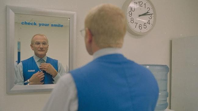 Robin Williams One Hour Photo.