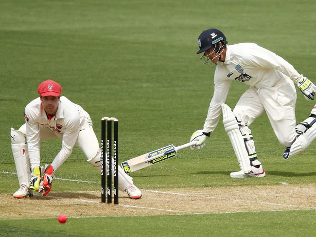 Adam Gilchrist has backed Alex Carey for the gloves.