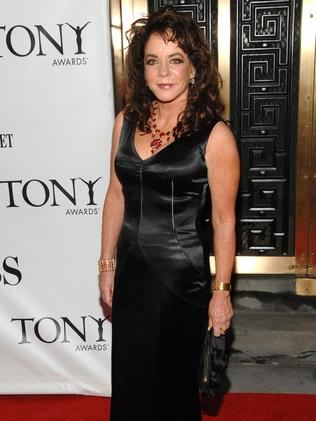 Stockard Channing — from Rizzo in Grease to Liz Taylor. Picture: AP