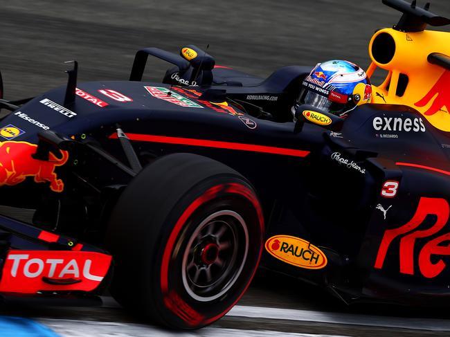 Live: Formula 1 German Grand Prix qualifying