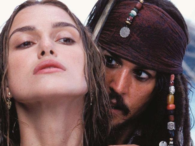 Knightley thought Pirates was 'a disaster'