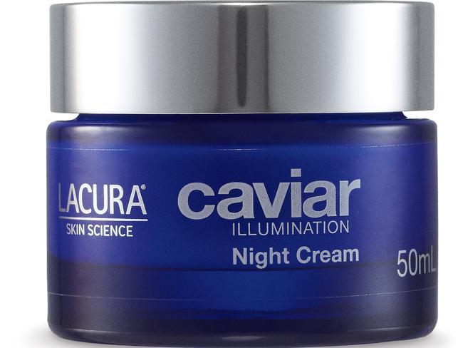 ALDI Australia sell Lacura Caviar Illumination cream..