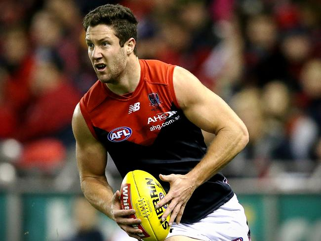 Could James Frawley be a Swan in 2015? Picture: Wayne Ludbey