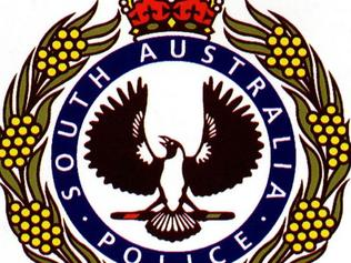 25/07/2009: Artwork - South Australia Police logo emblem. sa