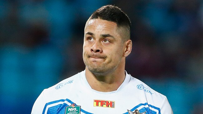 Jarryd Hayne says all sex acts were consensual (Photo by Jason O'Brien/Getty Images)