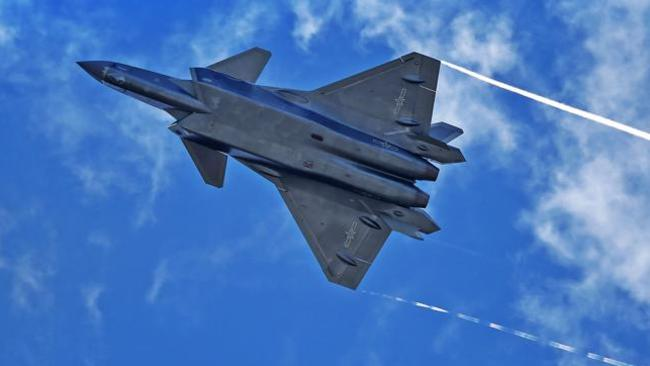 China's J-20 stealth fighter is now in full operational service.