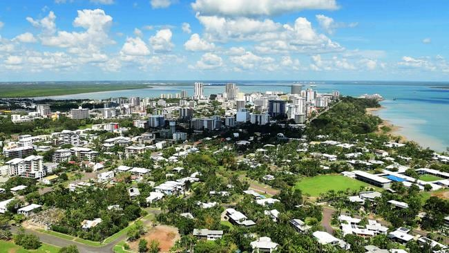 Darwin is home to the country's most expensive coffee and fuel. Picture: Justin Kennedy
