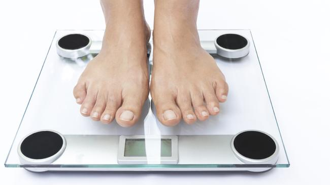 Could a camera be more useful than a set of bathroom scales if you're trying to hit your weight loss goals? Picture: iStock