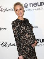 Hills actress Kristin Cavallari attends the 22nd Annual Elton John AIDS Foundation's Oscar Viewing Party. Picture: Getty