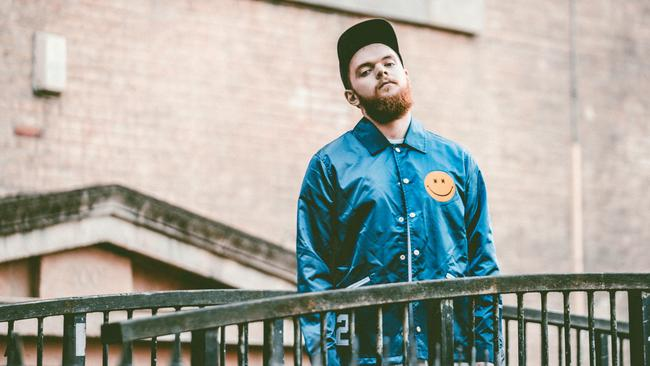 The experimentalist ... British musician Jack Garratt just won the Brits critic's choice award. Picture: Supplied