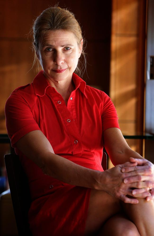 American author Lionel Shriver.