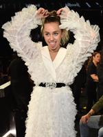 Miley Cyrus attends the 2017 Billboard Music Awards at T-Mobile Arena on May 21, 2017 in Las Vegas, Nevada. Picture: Getty