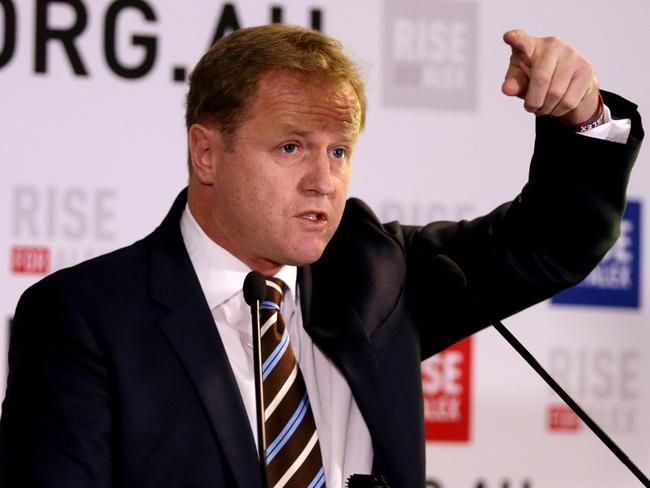 New scandal … NRL chief executive officer Dave Smith. Picture: Gregg Porteous