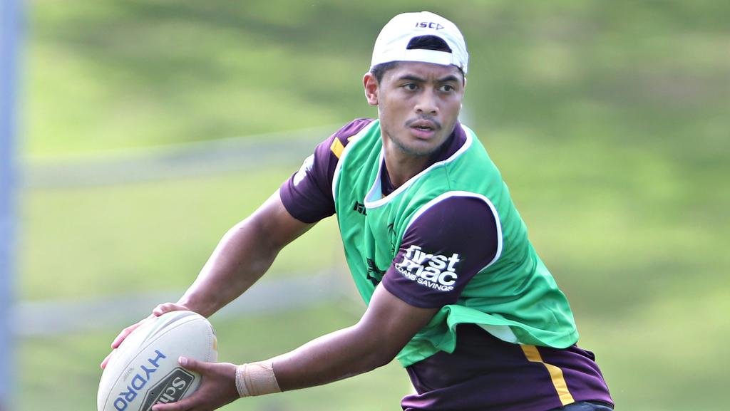 Anthony Milford Ready To Make His Presence Known In 2017