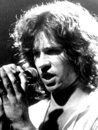 Val Kilmer as Jim Morrison.