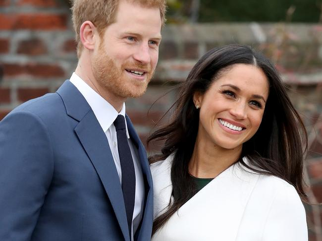 Ms Markle has spoken out about her struggles to find her own racial identity. The fact she's now marrying a prince will give millions of other ethnically diverse girls someone to look up to. Picture: Chris Jackson/Getty Images