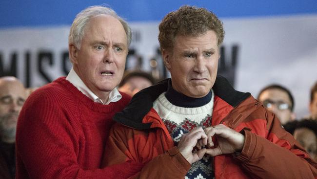 John Lithgow plays Will Ferrell's nerdy dad.
