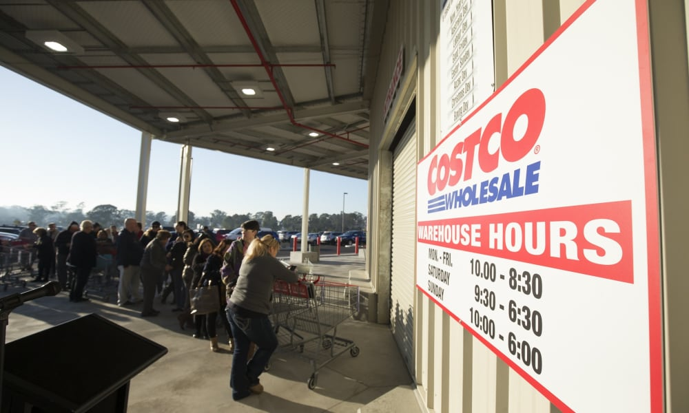 Costco is opening their doors for a one-day Christmas shopping spree