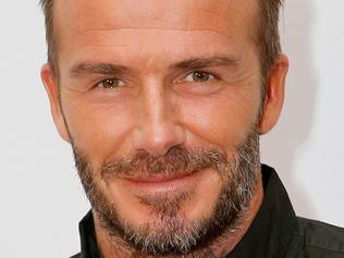 David Beckham Launches H&M Modern Essentials Campaign In Los Angeles Area