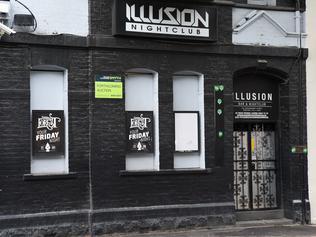 Brawl at Illusion Nightclub