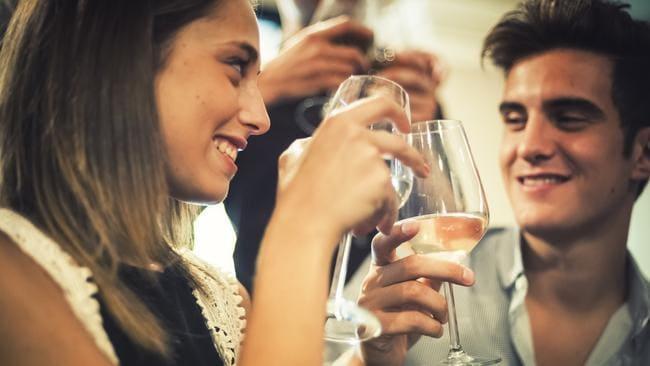 The number of Australians who binge drink has increased.
