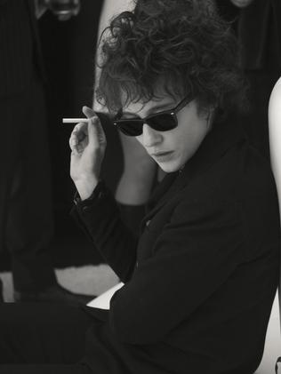 Cate Blanchett as Bob Dylan.