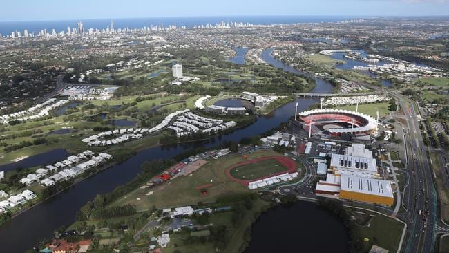 The Commonwealth Games in April is set to see Queensland attract even more attention from a worldwide audience. Picture: NIGEL HALLETT