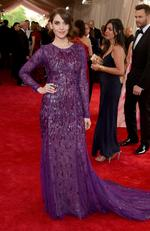 """Alison Brie attends the Met Gala 2015 """"China: Through The Looking Glass"""". Picture: Getty"""