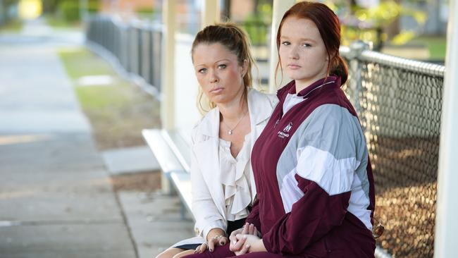 Sharon Tomsic-Musgrove is furious that 15-year-old daughter Tyla Musgrove was ordered off a bus last week because her go card credit had run out. Pic: Luke Marsden
