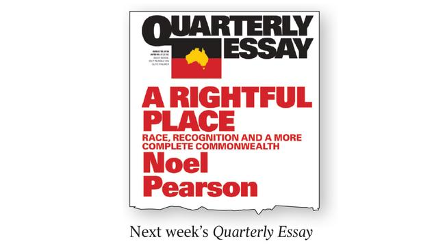 noel pearson finds way to salvage referendum advance his people