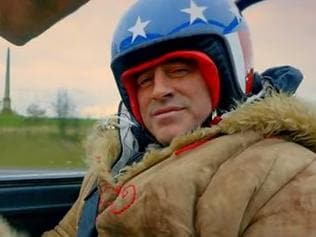 Supplied Editorial Matt LeBlanc joins this season of Top Gear