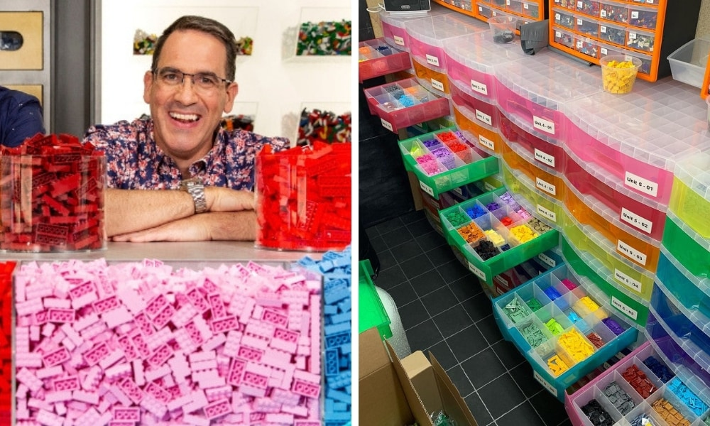 Australia's LEGO expert: how to store it and what to buy