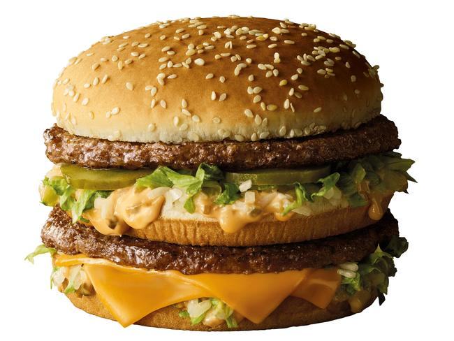 The Grand Big Mac lands on Macca's menus around Australia today.