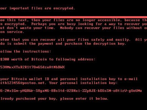 #BREAKING: Reports coming in #Petya ransomware is spreading rapidly worldwide, crippling systems and businesses.