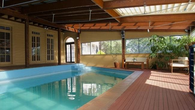 "The property also has an underground swimming pool. Picture: Elders Real Estate.  <a capiid=""5bde2db9cca188e340db1cbae4f9d2fa"" class=""capi-video"">David Koch on the search for an investment property</a>"