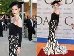 Coco Rocha arrives at the 2014 CFDA Awards. Picture: Getty