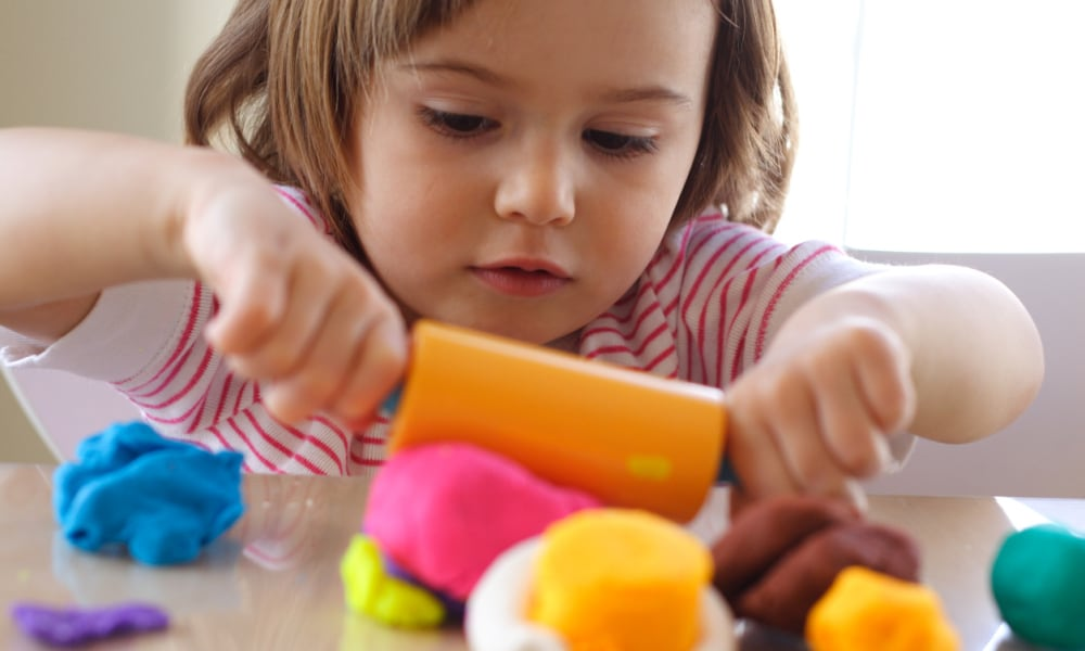 Play-Doh was originally invented for a very different purpose
