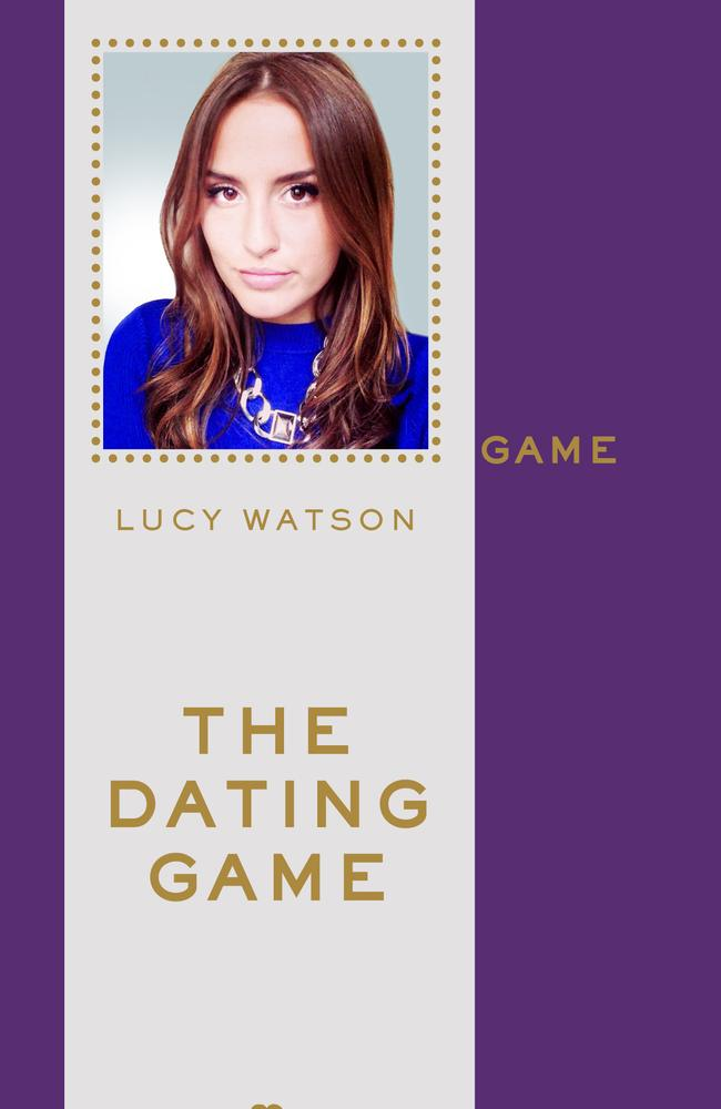 Cover of The Dating Game by Lucy Watson