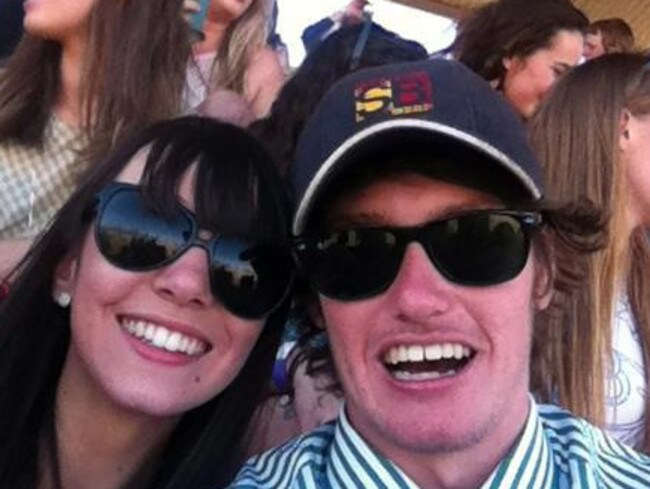 'Contagious smile': Tributes are pouring in for the Sydney teenager.