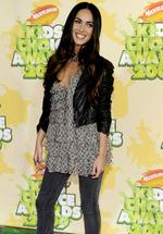 <p>Actress Megan Fox arrives at the 22nd Annual Kids' Choice Awards on Saturday, March 28, 2009, in Los Angeles.</p>