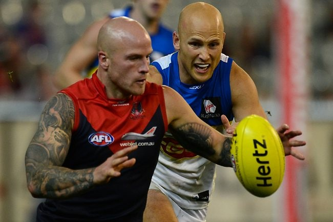 AFL Round 7: Melbourne v Gold Coast,