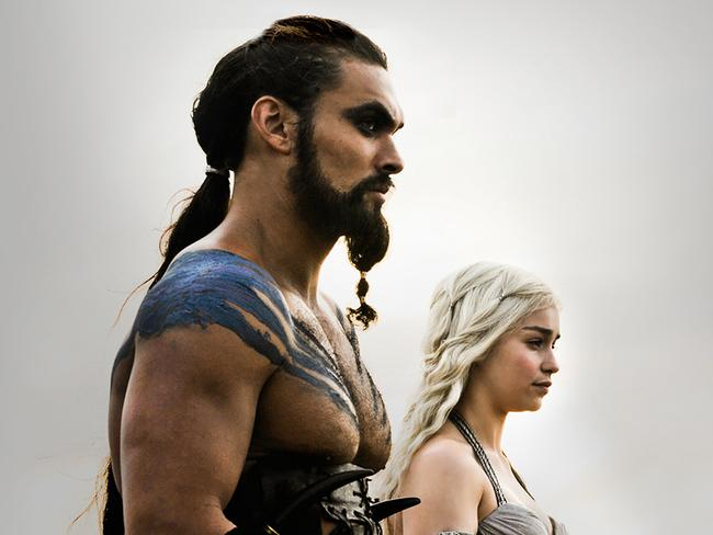 Khal Drogo's death was heartbreaking.