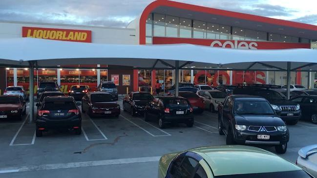 The shopping centre car park to rival all car parks0 24. Car park point of difference to draw shoppers to Coles Kedron