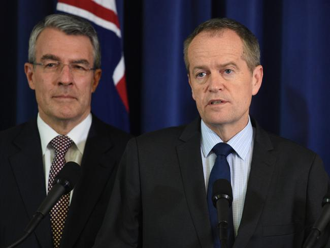 Leader of the Opposition Bill Shorten has defended Labor's decision to block the plebiscite. Picture: AAP