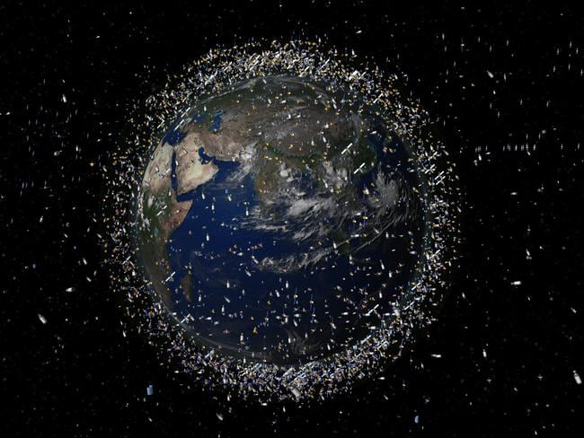 The problem of space junk poses serious risks for the satellites that vital services rely on.