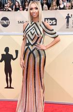 TV personality Giuliana Rancic attends the 24th Annual Screen ActorsGuild Awards at The Shrine Auditorium on January 21, 2018 in Los Angeles, California. Picture: Frazer Harrison/Getty Images