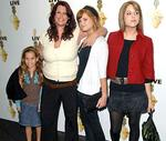 <p>Sir Bob Geldof's daughters, (L-R) Tigerlily, Fifi, Pixie and Peaches attend the global premiere at the Vue West End, central London, for the DVD release of the Live 8 MAKEpovertyHISTORY awareness raising gigs which took place in July 2005.</p>